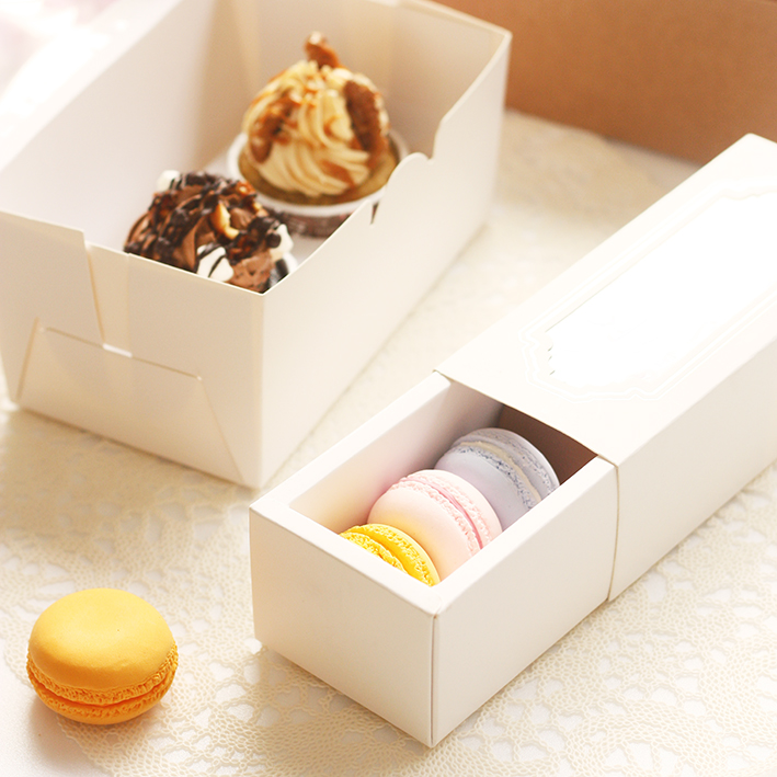 Paper Dessert Boxes