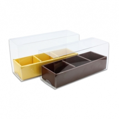 Paper Dessert Boxes C-G17336-3,4
