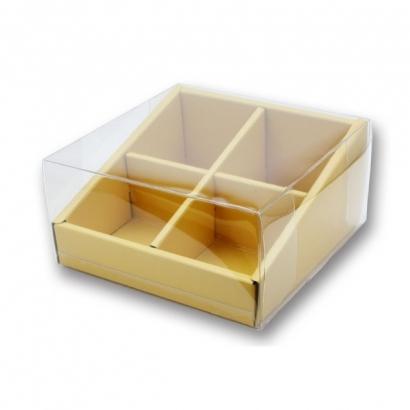 Paper Dessert Boxes C-G14575-3,4