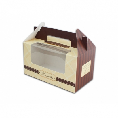 Cake Boxes with Handle C-MS-2C
