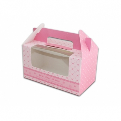 Cake Boxes with Handle C-MS-2B