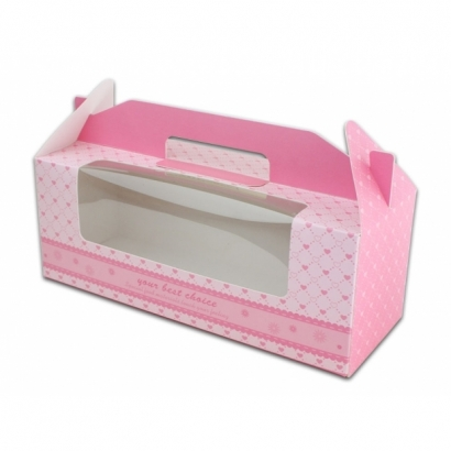 Cake Boxes with Handle C-MS-3B