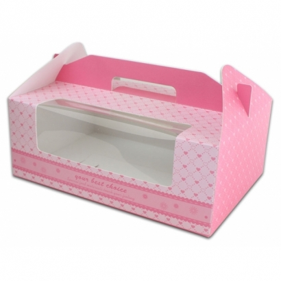 Cake Boxes with Handle C-MS-6B