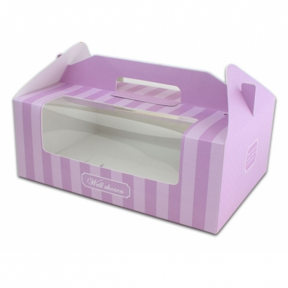 Cake Boxes with Handle C-MS-6A